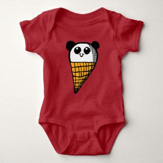 Panda Ice cream cone Shirt