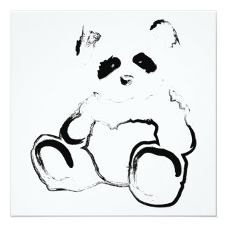 panda ink card