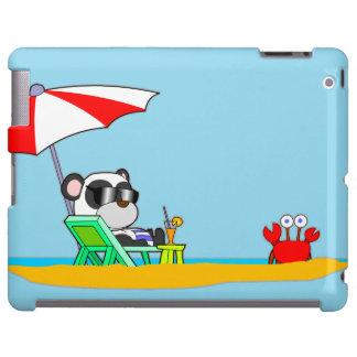 Panda iPad Case