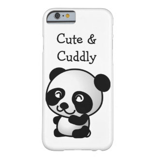 Panda Iphone 6 case Barely There iPhone 6 Case