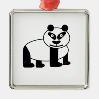 Panda.jpg Christmas Ornament