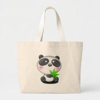 Panda Jumbo Tote Bag