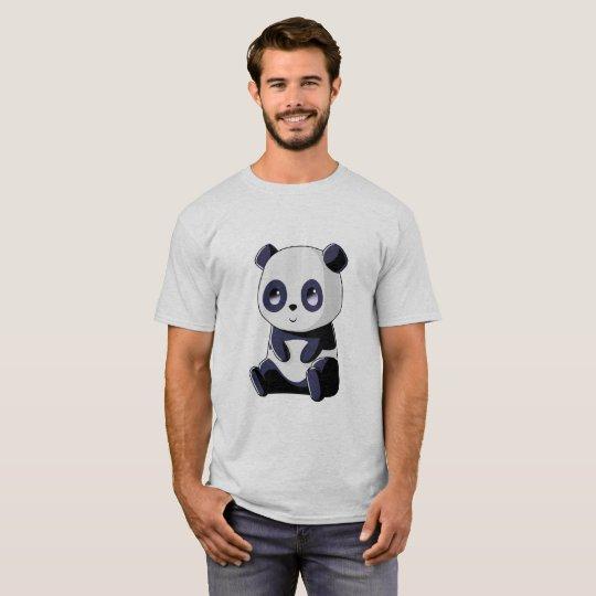 Panda Kawaii T-Shirt