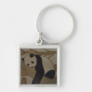 Panda Keychain by KellyMDesigns
