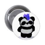 Panda Large 2010 Edition Pinback Buttons