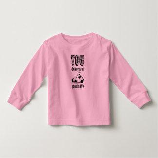 Panda life - T shirt