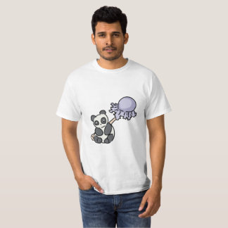 Panda Lollipop T-Shirt