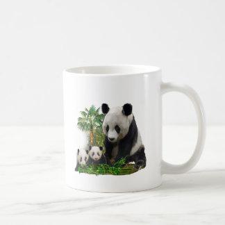 Panda Love art Coffee Mug