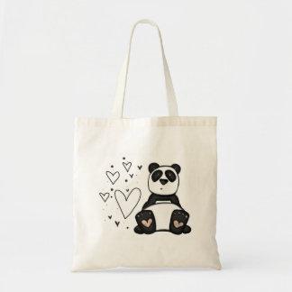 panda love bags