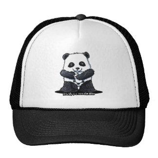 Panda Love Cap