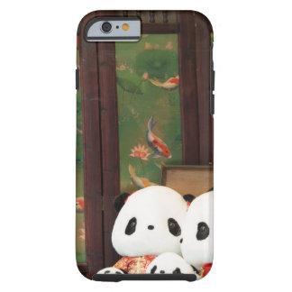 Panda Love Tough iPhone 6 Case