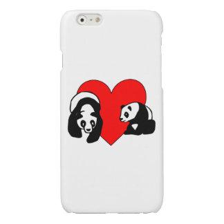 Panda Love iPhone 6 Plus Case