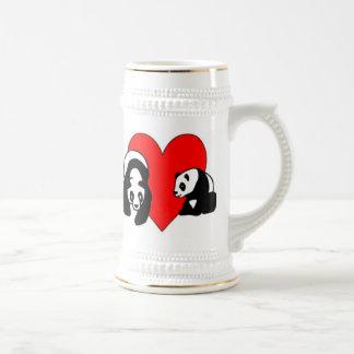 Panda Love Mugs