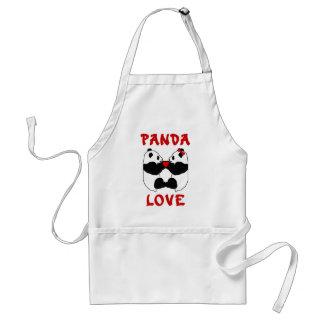 Panda Love Standard Apron