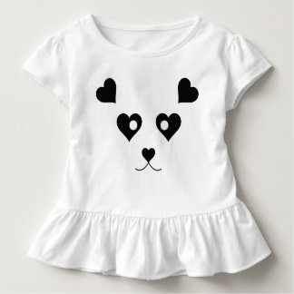 PANDA LOVE TODDLER T-Shirt