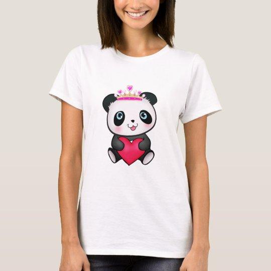 Panda Lover Fan Gift Valentine's Day Heart Present