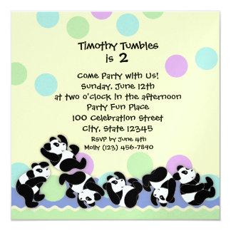 Panda Mania Card