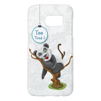 Panda mobile phone case for iphone & Samsung.