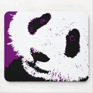 panda. mouse mat