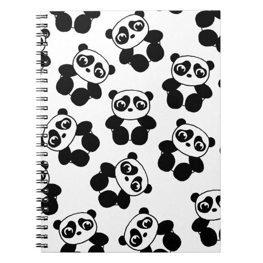 Panda Notebooks