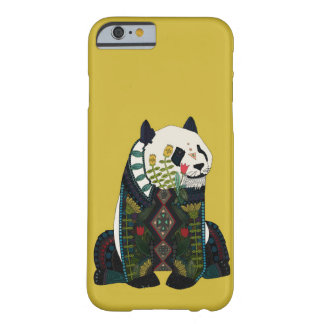 panda ochre barely there iPhone 6 case
