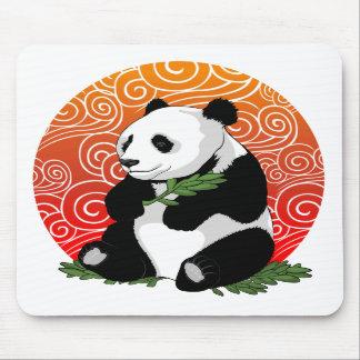Panda on the Horizon Mousepad