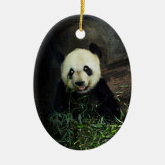 Panda Ornament ~ Endangered Species Series