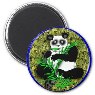 panda panda fridge magnet