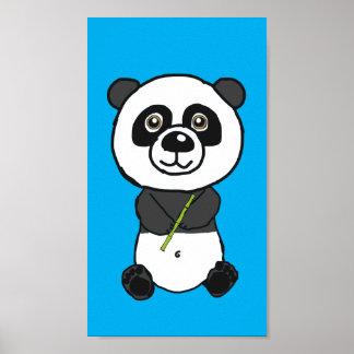 Panda Panda Poster