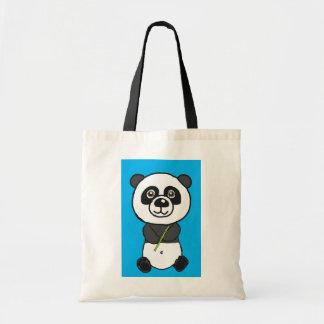 Panda Panda Tote Bag