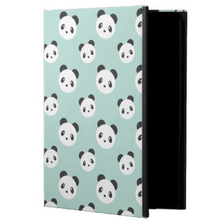 Panda pattern iPad case