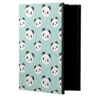 Panda pattern iPad case