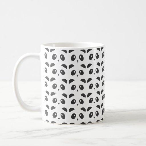 Panda Patterned Mug