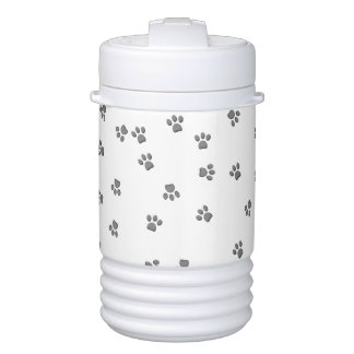 Panda Paws Drinks Cooler