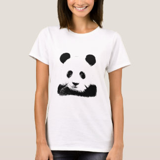 Panda Peeks Out T-Shirt