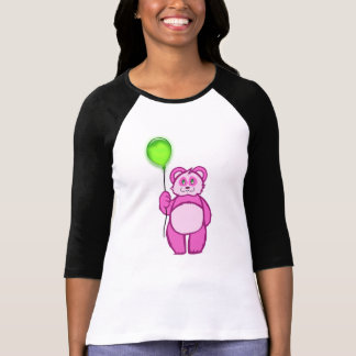 Panda Pink Tshirt