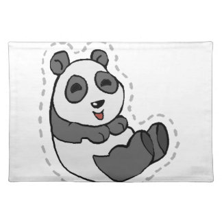 PANDA PLACEMATS