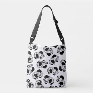 Panda Play All-Over-Print Cross Body Bag