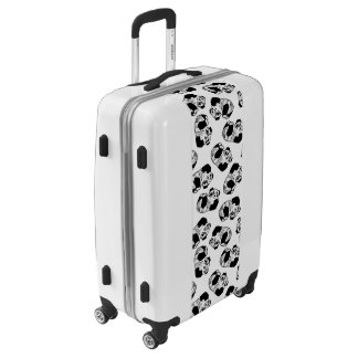 Panda Play Medium Suitcase