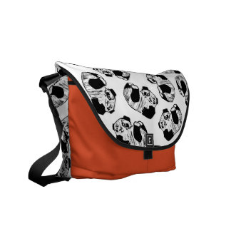 Panda Play Messenger Bag