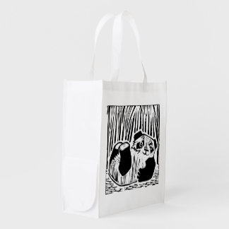 Panda Play Reusable Bag