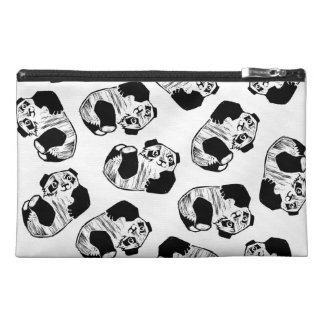 Panda Play Travel Accessory Bag