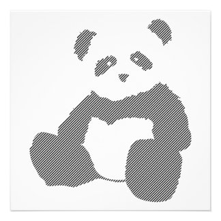 panda plush announcement