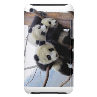 Panda Pod iPod Touch Case-Mate Case