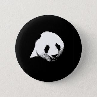 Panda Pop Art 6 Cm Round Badge