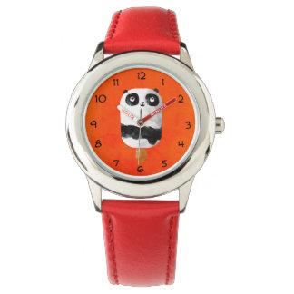 Panda Popsicle Ice Cream Watch