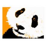 panda. postcards
