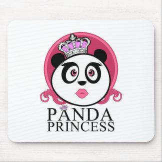 Panda Princess Mouse Pad