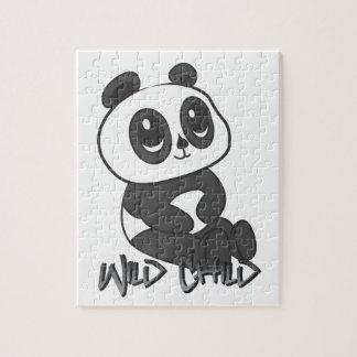 Panda puzzel jigsaw puzzle