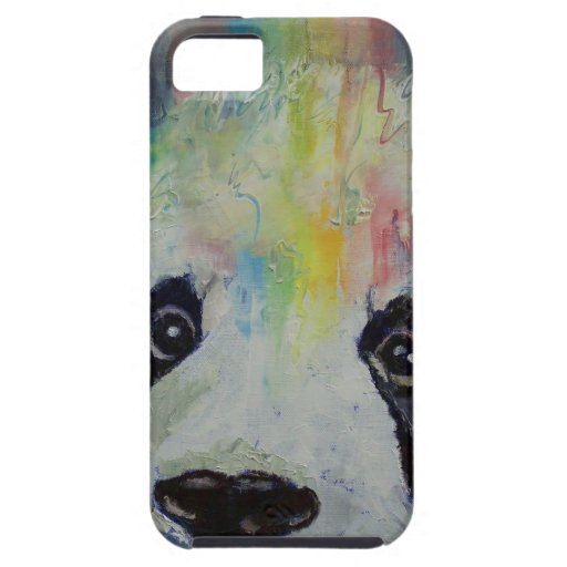 Panda Rainbow iPhone 5 Cases
